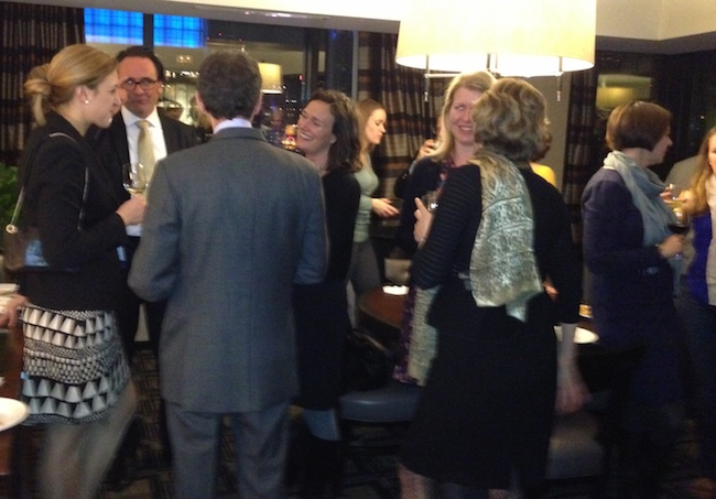 Departmental reception at the American Historical Association