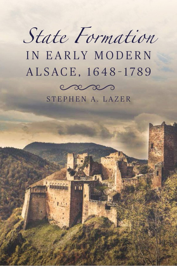 State Formation in Alsace Book Cover