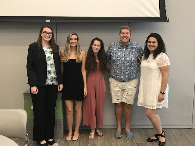 Fall 2018 Phi Alpha Theta Inductees